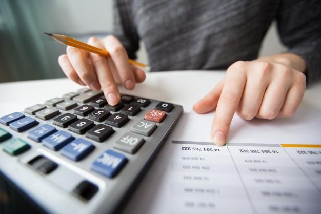 como calcular porcentagem de lucro