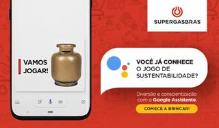 Google assistente - jogo da sustentabilidade